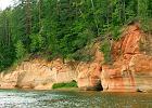 Największe atrakcje Łotwy: Park Narodowy Gauja