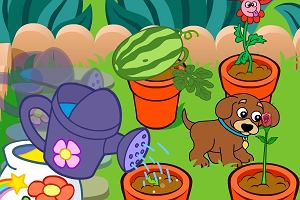 Magiczny ogród Dory