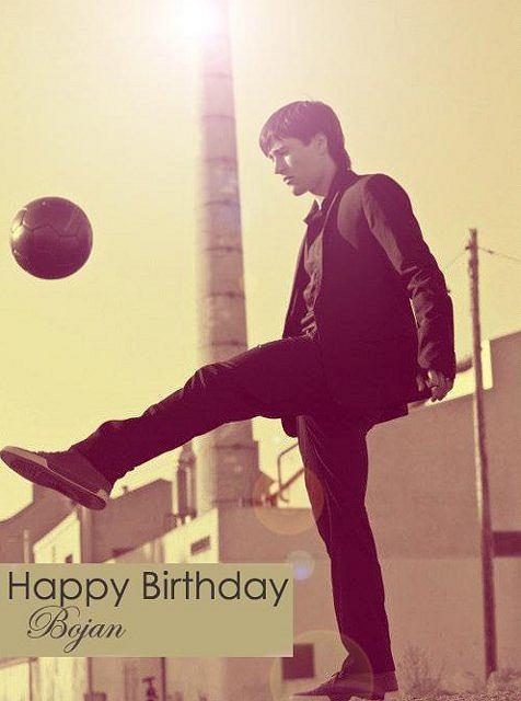Urodziny Bojana