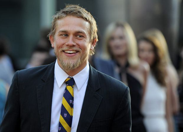 Charlie Hunnam, a cast member in