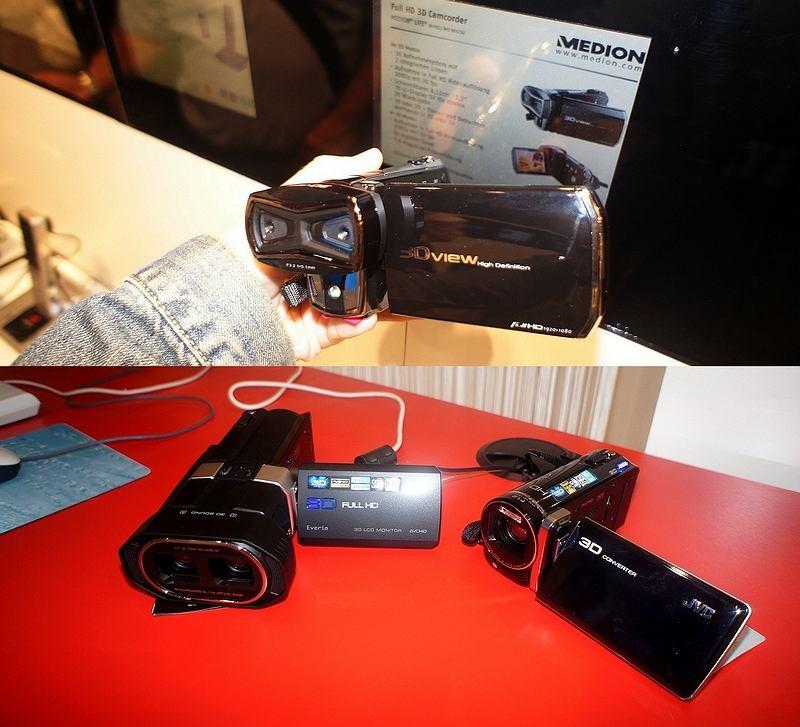 Kamery 3D