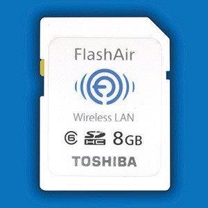 Karty SD z dwustronną komunikacją WiFi