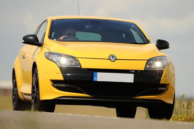 Renault Megane RS 250 Cup podkręcone przez RS Tuning