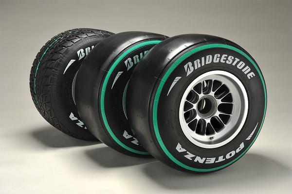 Opony Bridgestone Potenza