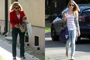 Paparazzi przyłapali Małgorzatę i Katarzynę Tusk podczas wspólnych zakupów w Sopocie.