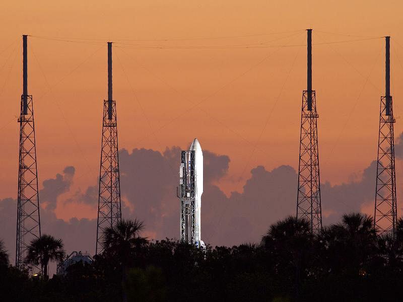 Sonda Juno - początek misji, lato 2011