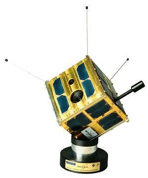 Pierwszy polski satelita - Lem