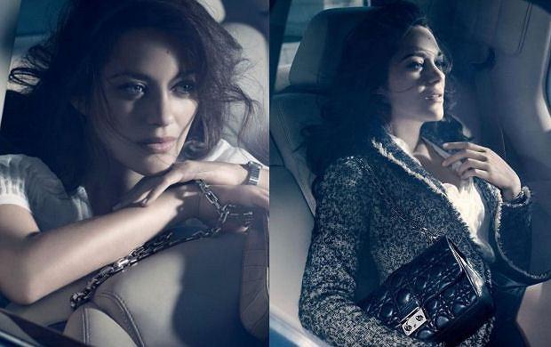 Marion Cotillard dla Miss Dior