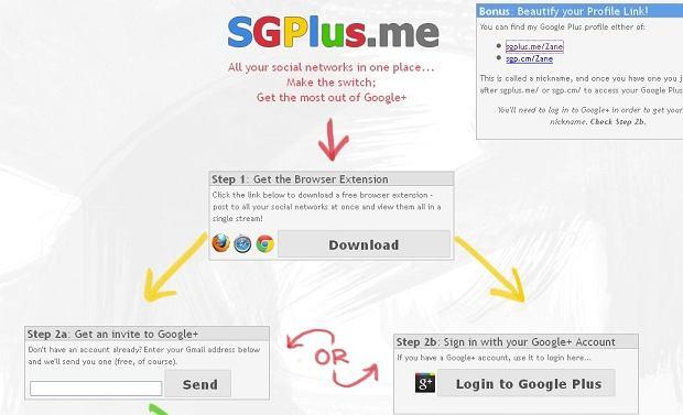 SGPlus.me