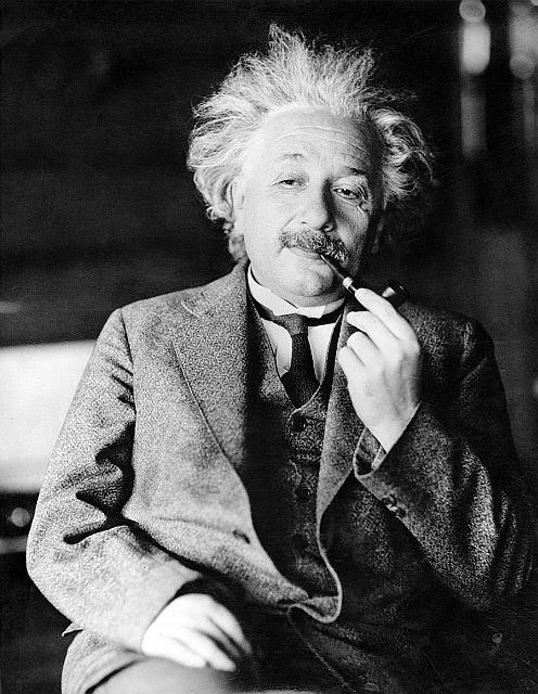 Zdjęcie numer 3 w galerii - Tajemnica rozwichrzonej fryzury Alberta Einsteina oraz jego ostatnich słów przed śmiercią