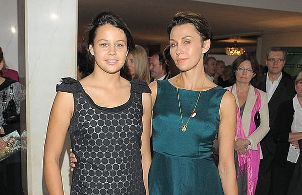 Anna Popek zabrała córkę Oliwię na premierę filmu