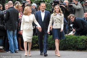 Premier Donald Tusk,  wraz z żoną Małgorzatą i córką Katarzyną, oddał już swój głos wyborczy.