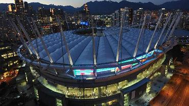 Stadion w Vancouver