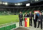 Miasto targuje się z UEFA o grube miliony na Euro 2012