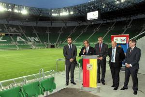 Dystrybucja biletów na mecz Śląska to kompromitacja