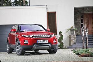 Range Rover Evoque - test | Za kierownicą