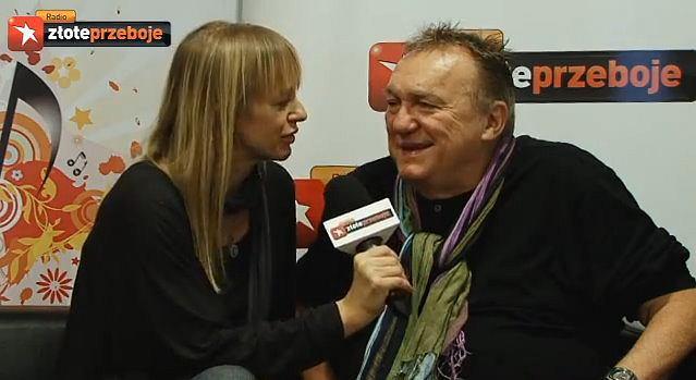 Marzena Rogalska i Michał Urbaniak w Radiu Złote Przeboje