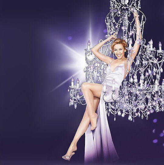 Nowe perfumy Kylie Minogue - Dazzle Darling