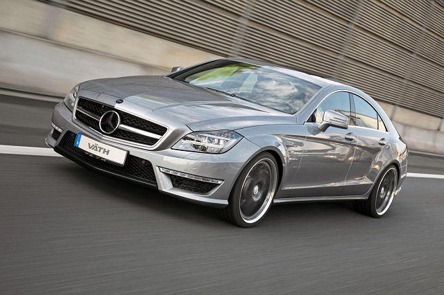 VÄTH Mercedes CLS 63 AMG