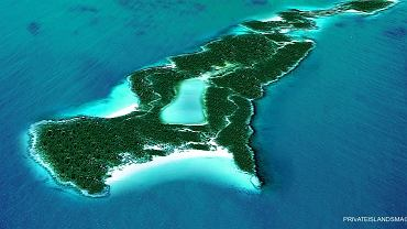 wyspa, bahamy, johny deep