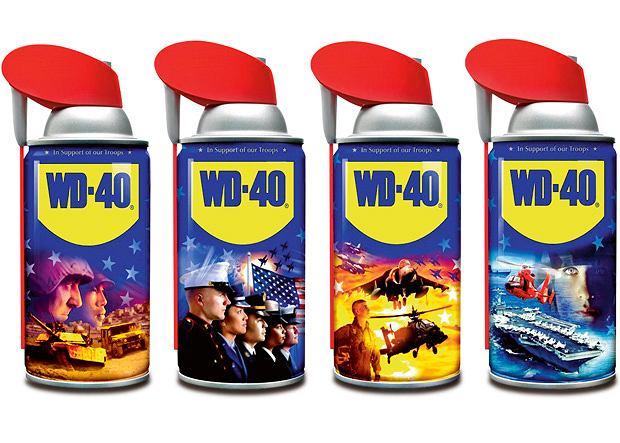 Kolekcjonerskie wydanie WD-40