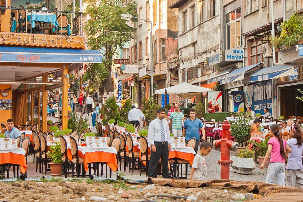 Turcja zdjęcia - Stambuł, Turcja