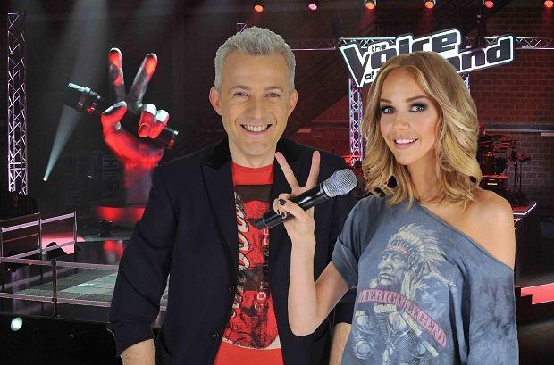 Artyści 'The Voice of Poland'.