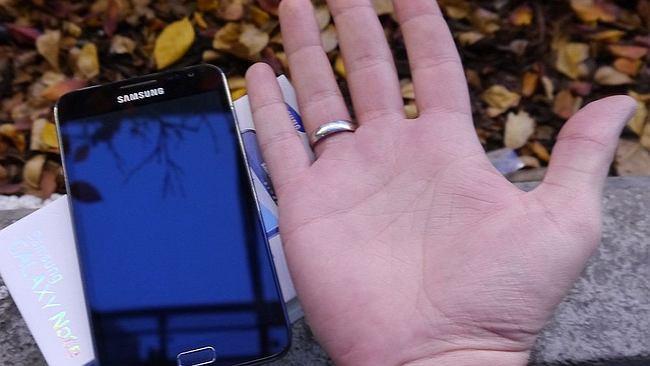 Jeszcze większy Samsung Galaxy Note II ma pojawić się w październiku