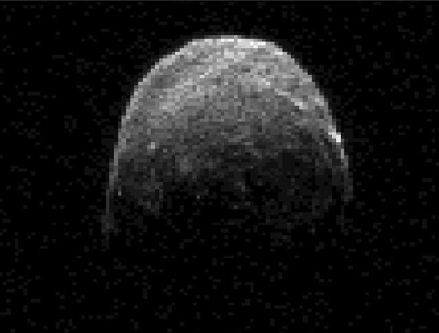Zdjęcie asteroidy 2013 TV135