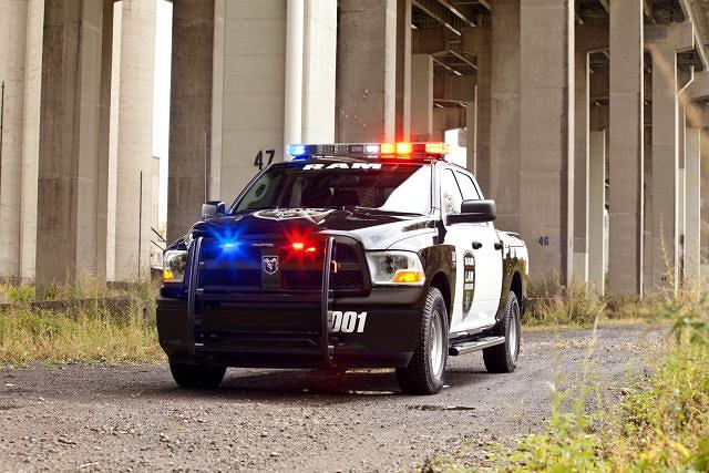 Dodge RAM Police