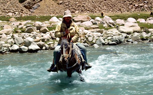 Tadżykistan, podróże