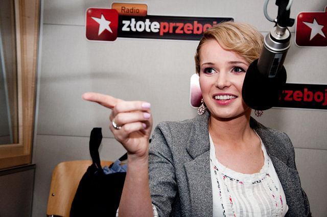 Agnieszka Cegielska w Radiu Złote Przeboje