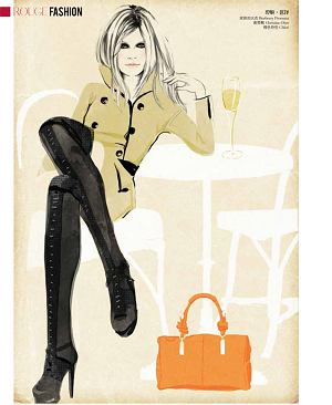 Briggitte Bardot w trenczu Burberry