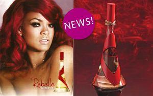 Rihanna wydała kolejne perfumy - Rebelles