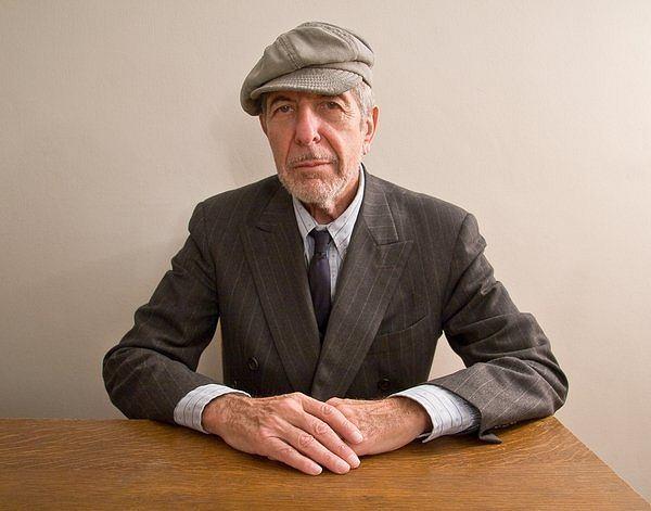 Leonard Cohen/Facebook
