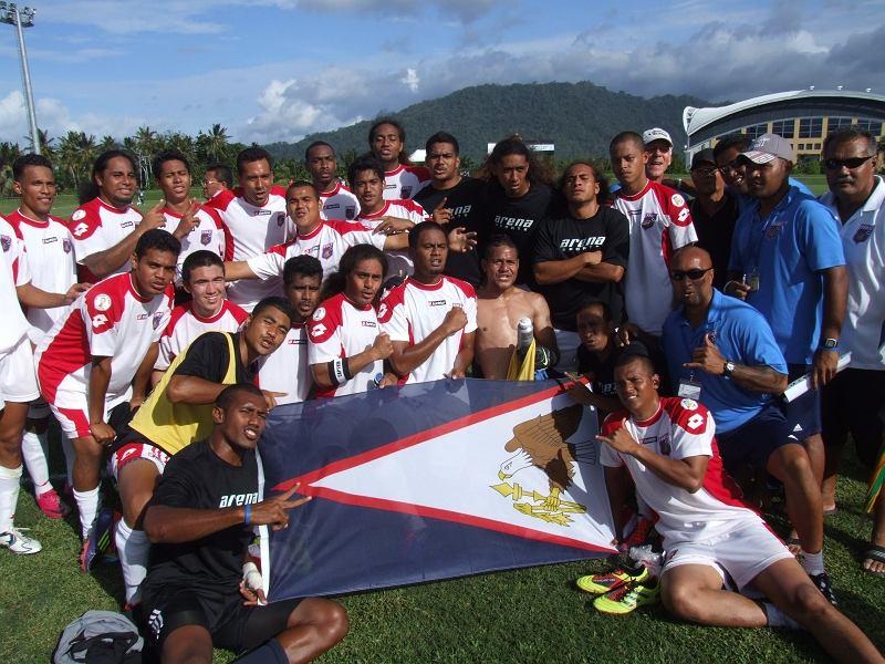 Reprezentacja Samoa w piłce nożnej