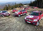 Mercedes i GOPR - bezpieczny duet