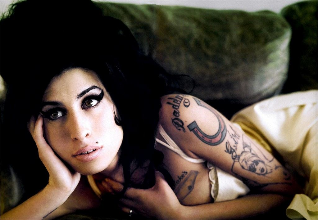 Amy Winehouse/facebook