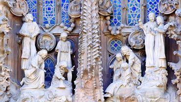 Sagrada Familia - Fasada Bożego Narodzenia