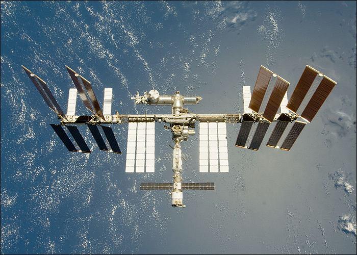 Na ISS trafi pralka