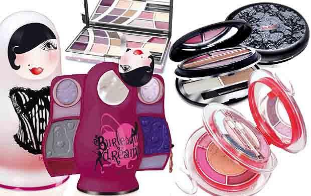 Nowości kosmetyczne marki Pupa na karnawał i święta