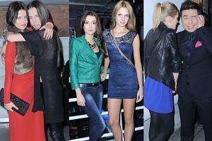 Po emocjonującym finale programu TVN Top Model. Zostań modelką, który wygrała Olga Kaczyńska, uczestniczki pierwszej i drugiej edycji, jurorzy i celebryci bawili się na after party.