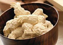 Kuih Bangkit - ciasteczka z tapioki - ugotuj
