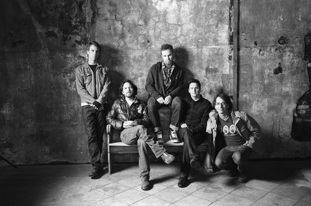 Pearl Jam fot. Sony Music