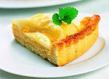 Tarta gruszkowa - ugotuj