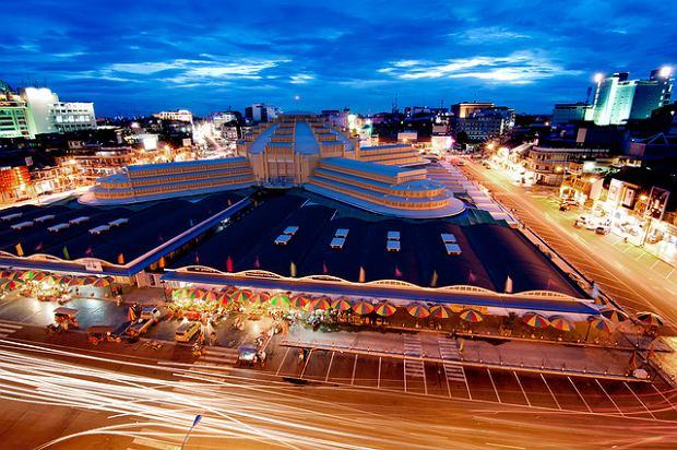 Indochiny: Phnom Penh - Kambodża / shutterstock