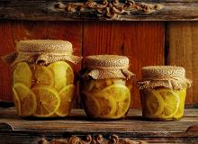 Konfit z cytryn w soli i oliwie - ugotuj
