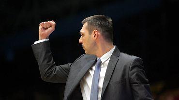 Trener Turowa Zgorzelec Miodrag Rajković