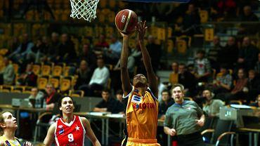Koszykarki Lotosu Gdynia (żółte stroje) walczą półfinał