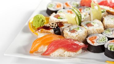 sushi, japonia, kuchnia japońska
